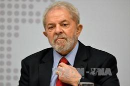 Tòa án Brazil tiếp tục bác đơn kháng cáo của cựu Tổng thống Lula da Silva