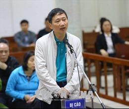 Xét xử vụ án tham ô tại PVP Land: Trịnh Xuân Thanh bị đề nghị mức án chung thân