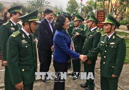 Phó Chủ tịch nước Đặng Thị Ngọc Thịnh thăm, chúc Tết tại Thừa Thiên - Huế