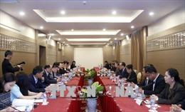 Nhà Quốc hội Lào là món quà vô giá của Đảng, Nhà nước và nhân dân Việt Nam