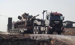 Mỹ, Thổ Nhĩ Kỳ thảo luận về vùng an toàn tại Syria