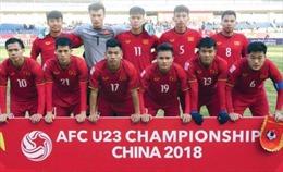 Chủ tịch nước tặng thưởng Huân chương Lao động hạng Nhất cho đội tuyển U23 Việt Nam