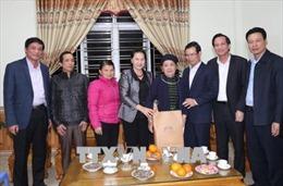 Chủ tịch Quốc hội Nguyễn Thị Kim Ngân chúc Tết nhân dân biên giới Hà Giang