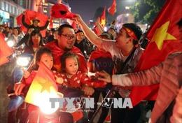 Quê nhà cầu thủ Hà Đức Chinh háo hức chờ đón trận đấu chung kết