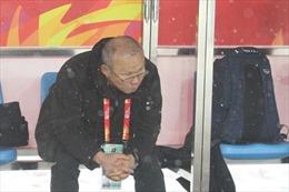 Nỗi buồn của HLV Park Hang-seo