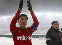 Đội trưởng Xuân Trường: Việt Nam có thể cạnh tranh với những đối thủ mạnh nhất châu lục