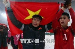 Báo chí quốc tế ngưỡng mộ lòng quả cảm của U23 Việt Nam