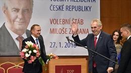 Tổng thống mới của Séc là 'người cũ' – liệu có gì thay đổi?
