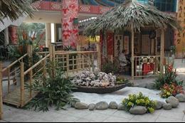 Trưng bày Tết Việt xưa và nay trong Hội xuân 2018