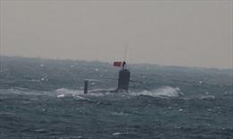 Lộ nhược điểm của tàu ngầm tấn công hạt nhân Trung Quốc