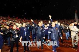 VCK U23 châu Á 2018: Bóng đá đưa Việt Nam và Hàn Quốc xích lại gần nhau