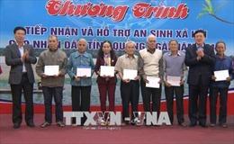 Quảng Ngãi tiếp nhận gần 8 tỷ đồng hỗ trợ an sinh xã hội
