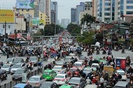 Giải 'bài toán' thu phí phương tiện vào nội đô Hà Nội - Bài cuối: Ứng dụng công nghệ thông tin để tăng tính khả thi