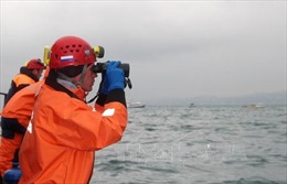 Nga ngừng tìm kiếm tàu cùng 21 ngư dân mất tích