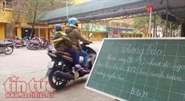 Hà Nội rét 9 độ C, các trường mầm non, tiểu học cho học sinh nghỉ học