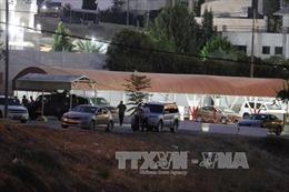 Israel xúc tiến mở lại Đại sứ quán tại Jordan