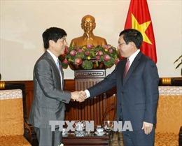 Phát triển toàn diện quan hệ Đối tác chiến lược sâu rộng Việt Nam – Nhật Bản