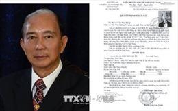 Bộ Công an: 'Chính phủ quốc gia Việt Nam lâm thời' là tổ chức khủng bố