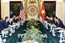 Đối thoại chính trị, an ninh, quốc phòng Việt Nam - Hoa Kỳ lần thứ 9
