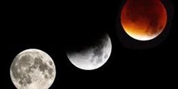 Tối 31/1, lần đầu tiên sau 150 năm trăng xanh, siêu trăng, nguyệt thực đồng thời xuất hiện trên bầu trời