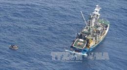 Hơn 80 người trên tàu của Kiribati mất tích ở Thái Bình Dương