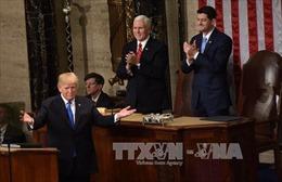 Báo chí Mỹ phản ứng trái chiều về Thông điệp Liên bang của Tổng thống Donald Trump
