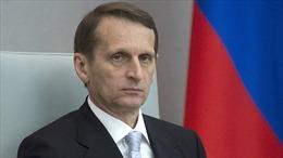 Bị cấm nhập cảnh, quan chức tình báo Nga vẫn đến Mỹ gặp Giám đốc CIA