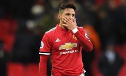 'Quỷ đỏ' phơi áo trong ngày đầu Sanchez ra mắt