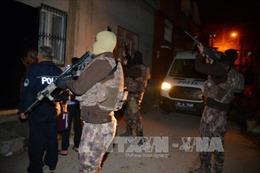 Vụ đảo chính ở Thổ Nhĩ Kỳ: Giới chức phát lệnh bắt giữ 120 người liên quan