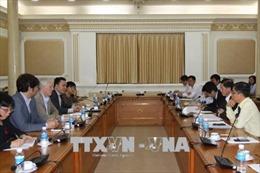 ADB cam kết đồng hành cùng Thành phố Hồ Chí Minh phát triển hạ tầng đô thị