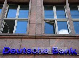 Deutsche Bank bị phạt 70 triệu USD vì thao túng lãi suất