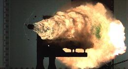 Đạn pháo siêu tốc- vũ khí thay đổi cuộc chơi của quân đội Mỹ
