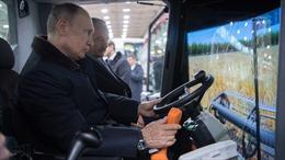 Ông Putin tiết lộ 'việc mới' nếu thất bại trong cuộc bầu cử tổng thống 2018