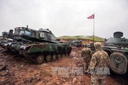 Thổ Nhĩ Kỳ biện minh cho chiến dịch quân sự ở Syria