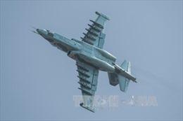 Nga tiêu diệt hàng chục phiến quân sau khi máy bay Su-25 bị bắn rơi