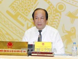 Thúc đẩy hợp tác giữa Văn phòng Chính phủ hai nước Việt Nam - Lào