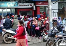 Tết đến lại lo 'kẹt' ATM