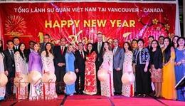 Người Việt tại Anh, Canada và Mỹ vui đón Tết Mậu Tuất 2018