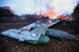 Su-25 Nga để lộ điểm yếu sau sự cố bị phiến quân Syria bắn hạ