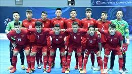 Giải futsal châu Á 2018: Tuyển Việt Nam xuất sắc giành vé vào tứ kết