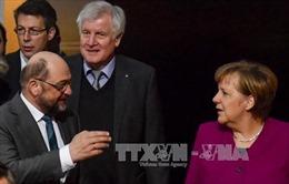 Nhiều 'nút thắt' trong đàm phán thành lập Chính phủ Đức
