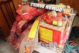 Phú Thọ bắt nhiều vụ vận chuyển, buôn bán trái phép pháo nổ