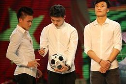 'Siêu phẩm' penalty của 3 hot boy Xuân Trường, Quang Hải, Tiến Dũng U23 Việt Nam