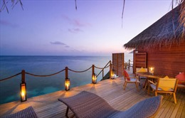 Thiên đường du lịch Maldives vắng bóng du khách