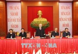 Ban Bí thư Trung ương Đảng gặp mặt trí thức, văn nghệ sỹ tiêu biểu