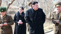 Em gái nhà lãnh đạo Kim Jong-un tới Hàn Quốc dự khai mạc Thế vận hội Mùa đông
