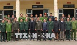 Bộ trưởng Bộ Công an Tô Lâm thăm, tặng quà Tết tại Sơn La