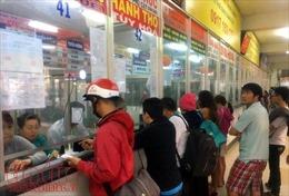 Giá vé xe Tết 'nhảy múa', ga Sài Gòn vẫn còn vé ngày cận Tết