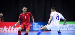 Tuyển futsal Việt Nam quyết tâm đánh bại Uzbekistan, tái lập kỳ tích