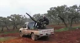 Phiến quân Syria tiết lộ loại vũ khí bắn hạ Su-25 của Nga